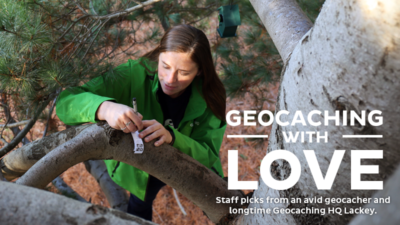Geocaching with Love