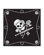 Pirate Bandanna- The Lost Treasure of Mary Hyde