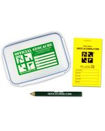 Official Small Geocache with Logbook & Pencil