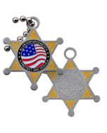 Law Enforcement Travel Tag