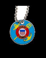 Military Travel Tag - Coast Guard