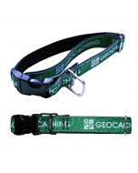 Geocaching Logo Dog Collar from Cycle Dog®