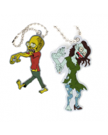 Zombies Travel Tag Set