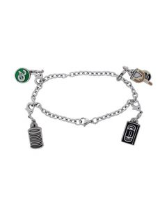 Celebrating 20 Years of Geocaching Charm Bracelet