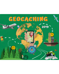 2019 Geocaching Calendar