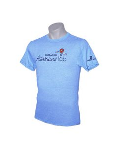 Adventure Lab® Tee- Cooler Blue