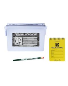 Official Ammo Can Kit with Logbook and Pencil Kit - Urban Camo