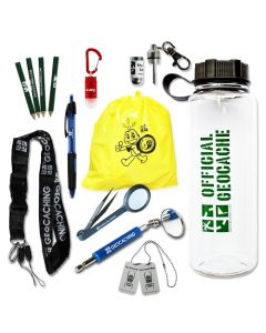 Geocaching Essentials Kit