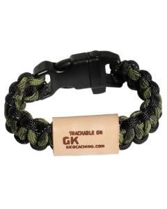 Geoknot Survival Bands - Olive Drab