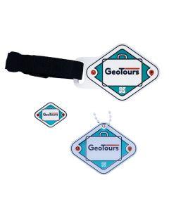 GeoTours 3 piece set
