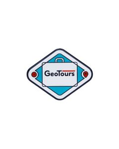 Lapel / Hat Pin - GeoTours