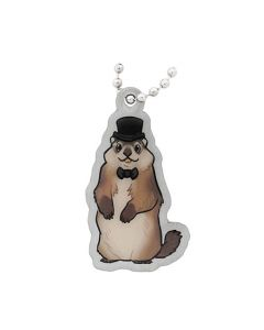 Groundhog Day Travel Tag