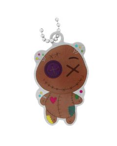 Whisper the Voodoo Doll Trackable Tag