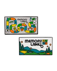 Memory Lane Geocoin