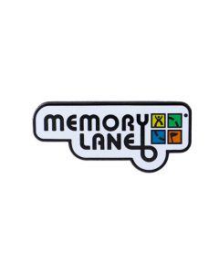 Memory Lane Pin