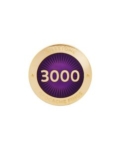 Milestone Pin - 3000 Finds