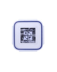 Official XX-Small Geocache with Log Strips - Urban Camo