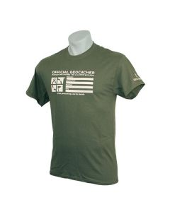 Official Geocacher Ammo Can Tee