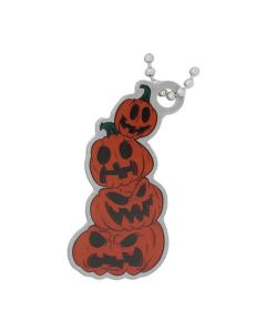 Ghoulish Gourds Trackable Tag