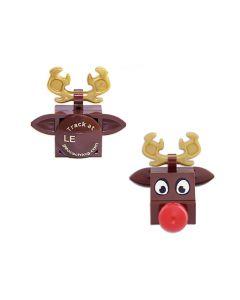 Trackable Rudolph Brick