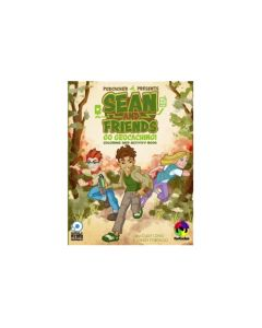 Sean And Friends Go Geocaching Activity Book