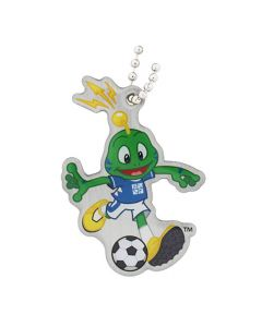 Signal the Frog® Summer Sports Travel Tag - Soccer