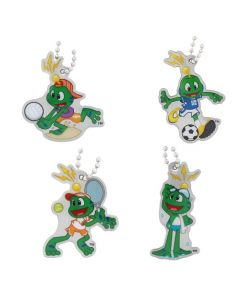 Signal the Frog® Summer Sports Travel Tags- Set of all four