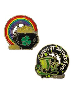 Happy St.Patrick's Day Geocoin