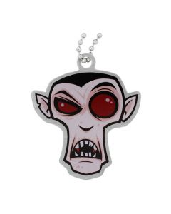 Vinny the Vampire Trackable Tag