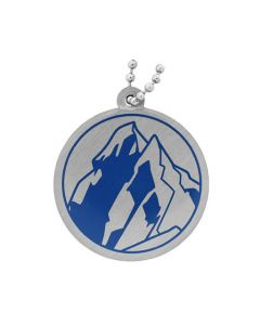 Natural Wonders of the World Trackable Tag- Mount Everest