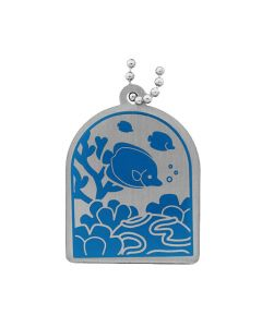 Natural Wonders of the World Trackable Tag- Great Barrier Reef