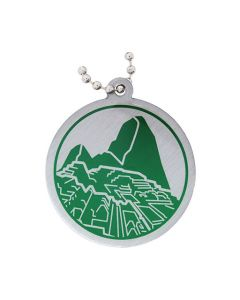 Modern Wonders of the World Trackable Tag- Machu Picchu