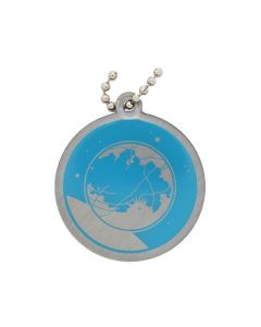 Wonders of the Solar System Travel Tag- Europa