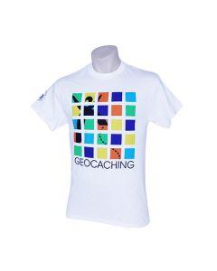 The Original Geocaching T-Shirt- 20th Anniversary Edition