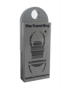 Geocaching Travel Bug® Build-a-Bug Brick Kit