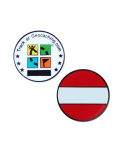 Country Micro Geocoin-Austria