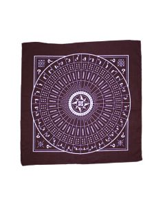 Mystery Bandanna - Brown