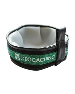 Geocaching Logo Travel Dog Bowl from Cycle Dog®
