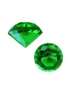 Trackable GeoGems™- Emerald