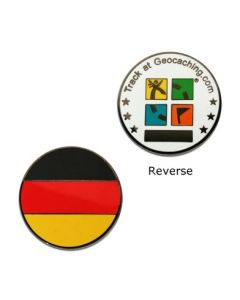 Country Micro Geocoin - Germany
