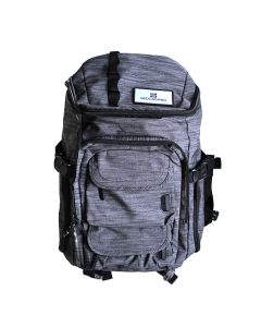 Official Geocaching Mission Backpack- Grey