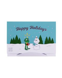 Premium Member Gift Card- Happy Holidays Edition