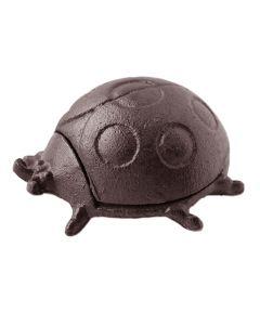 Cast Iron Geocache Creatures:  Ladybug
