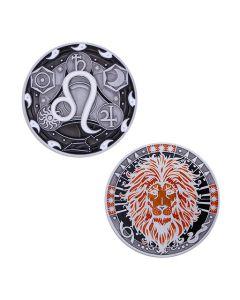 Zodiac Geocoin - Leo