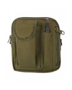 Geocaching Excursion Organizer from Rothco- Olive Green