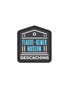 Teague-Ulmer Museum Patch