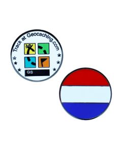 Country Micro Geocoin-Netherlands
