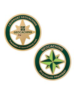 Premium Member Collection:  Geocoin