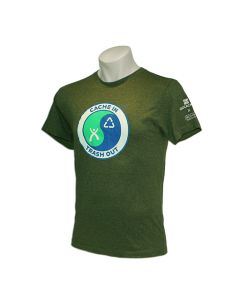 CITO Upcycled Tee- Green