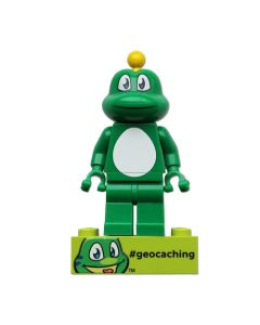 "Signal the Frog® 2"" Figure with Trackable Brick"